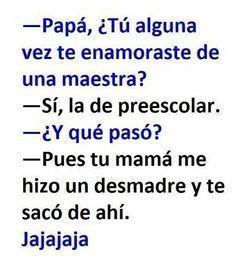 Jaaa ._. | #Humor #Espanol #Escuela #Desmadre #Celos xD #Amor