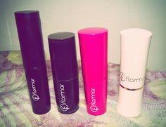 London Cold: Review: Flormar lipsticks