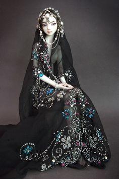 Aisha - Enchanted Doll by Marina Bychkova