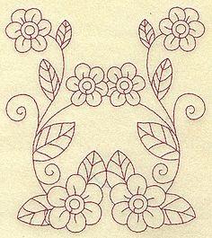 Patrones de bordadoswork