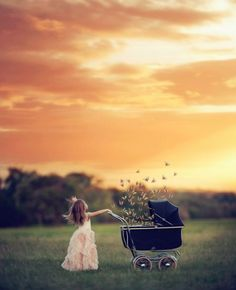 See 13 Absolutely Breathtaking Images Of Kids As Fairy Tale Characters - MTV Little Girl Photography, Spring Photography, Children Photography, Nature Photography, Photography Ideas, Nature Animals, Animals For Kids, Cute Baby Girl Pictures, Fairy Tales For Kids