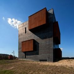 Kemenes Volcanopark Visitor Centre  by Foldes Architects