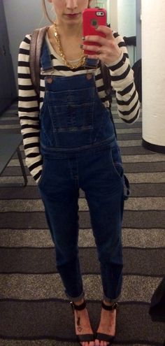 How to: wear overalls at work