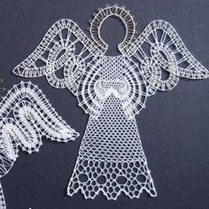 Irish Crochet Tutorial, Doily Art, Fabric Stiffener, Bruges Lace, Romanian Lace, Bobbin Lacemaking, Bobbin Lace Patterns, Lace Heart, Lace Jewelry