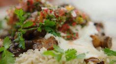Jamie Oliver smoky black bean stew recipe on Jamie's Super Food