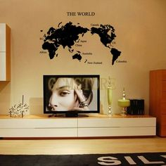 Personalized Style Patchy Map of World Wall Stickers & Decals Removable #wallstickers #walldecals #adults #teens #boys #girls #babies #kids #nursery #disney #christmas #kitchen #bedrooms #animals #love #fashion #style #stylish #shopping #cool #cute #amazing #fun #funny #beautiful #follow #followme #shoutout #likes #comment