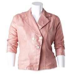 Metallic Sheen Jacket