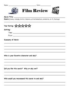 How to write a short book critique English Writing Skills, English Lessons, Learn English, Teaching English, Film Review, Book Review, Film Class, English Grammar, Graphic Organizers