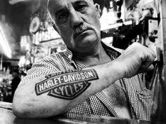 Harley Davidson Tattoo Ideas | I Love Harley Bikes