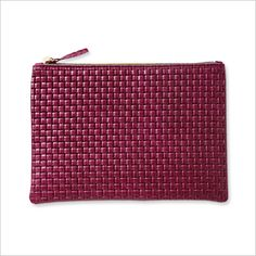 Perfect Pouches - Clare Vivier from #InStyle