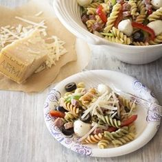 Quick Italian Pasta Salad - Allrecipes.com