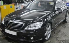 2007 MERCEDES BENZ S63 AMG V8 | Luxify | Luxury Within Reach