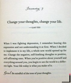 Lao Tzu- Change your thoughts, change your life quote