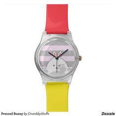 Pressed Bunny Wrist Watches