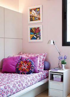 Pequeno apartamento decorado - foto 03