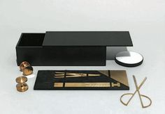 Michaël Verheyden - Geometry Set - Provides everything a designer might need to complete a sketch or drawing