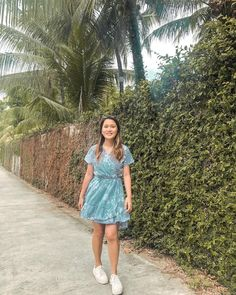 #ootdph #lookoftheday Casual Dresses, Summer Dresses, Bohol, Cant Wait, Dress Up, Outfits, Instagram, Fashion, Casual Gowns