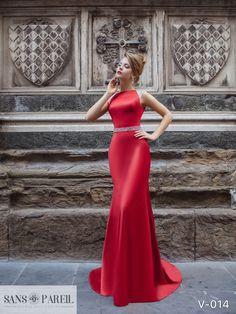 View Dress - Sans Pareil Collection 2017: V-014 | SansPareil Evening