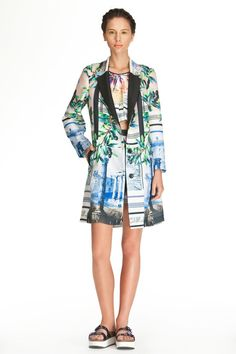 Clover Canyon | Pre-Fall 2014 Collection | Style.com