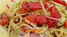 Prepara una pasta vegana cremosa con ajo