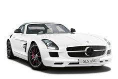 Mercedes-Benz Launches SLS AMG Matt Special Editions for Japan
