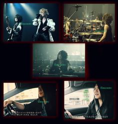 The pictures are from DVD of limited edition of Versailles Greates Hits (part.5)  #kamijo#hizaki#yuki#masashi#teru#versailles#jrock#visualkei#japan#music#dvd#documentary#friendship#friends#happy#edition