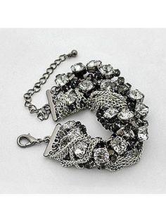 Mixed Gemstoned Bracelet