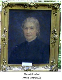 """Crawford """"Portrait of Margret Crawford"""" 1892. Private collection. Not for sale."""