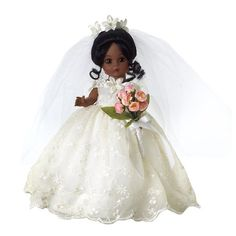 Madame Alexander 8 Inch Special Occasions Collection Doll - To Have & To Hold