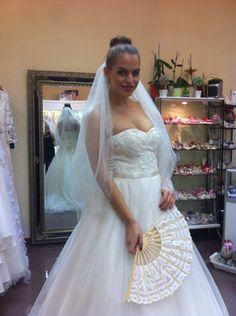 Prekrasna Lana u vjenčanici Marie