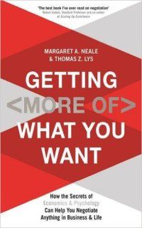 Negotiation is an essential skill. Yet people tend to regard the ability to negotiate as a personality trait to develop rather than as an expertise to build. Margaret A. Neale of the Stanford Business School and Thomas Z. Lys of the Kellogg School of Management at Northwestern University offer the ultimate negotiating model.
