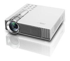 ASUS P2B, um projector ecológico, leve e barato