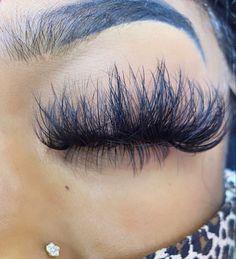 Perfect Eyelashes, Best Lashes, Fake Eyelashes, Eyelash Extensions Salons, Best Lash Extensions, Flawless Makeup, Skin Makeup, Wispy Lashes, Makeup Inspo
