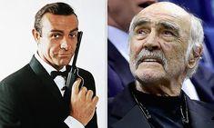 James Bond actor Sir Sean Connery dies aged 90 James Bond Actors, New James Bond, Actor James, George Lazenby, Sir Alex Ferguson, Scottish Actors, Ensemble Cast, Best Supporting Actor, Tennis Stars