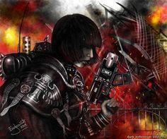 Сестры Битвы - Общие пикты Warhammer 40000 - Галерея - Dark Millennium Online