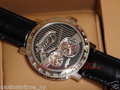 DeWitt Academia Tourbillon Force Constante a Chain, LTD to 50, AC.8050.20.M1020