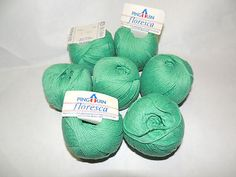 Pingouin Floresca (discontinued cotton yarn)