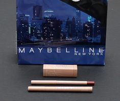 Makeup Collection: Review: Gigi X Maybelline