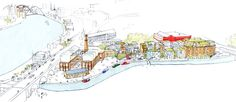 The Toffee Factory in Ouseburn, Newcastle, by Ash Sakula Architects