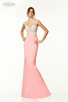 0ab68119c2 Price tracker and history of New Arrival Sexy Open Back Elegant Long Prom  Dresses 2015 V Neck Top Lace Party Dress Pink Chiffon Vestido De Festa