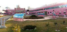 새로 건설된 평양가방공장 (1)-《조선의 오늘》