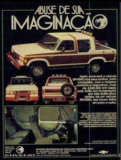 Chevrolet D-20 (Custom Envemo) - 1987