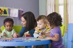 Observing children in the child care setting helps to ascertain developmental goal attainment.