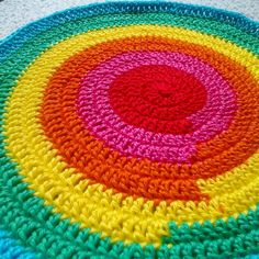 crochet with love and color
