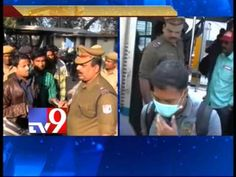 RPF Police special drive in MMTS trains in Hyderabad