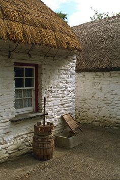 Strange Tartan Tweed Cottages Ireland Landscape Irish Store Interior Design Ideas Gentotryabchikinfo