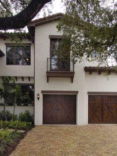 nice Garage Exterior Design Ideas - Stylendesigns.com!