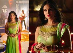 Sunny Leone Tere bin nahi laage jiyaa Song Green Anarkali
