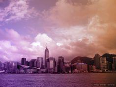 #hk, #hongkong, #sky Hong Kong Sky