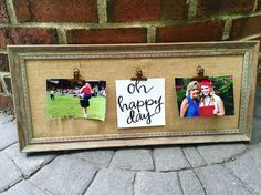 Hey, I found this really awesome Etsy listing at https://www.etsy.com/listing/391532968/burlap-picture-frame